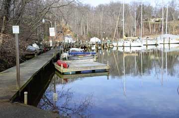 Saefern's Docks at North Harbor